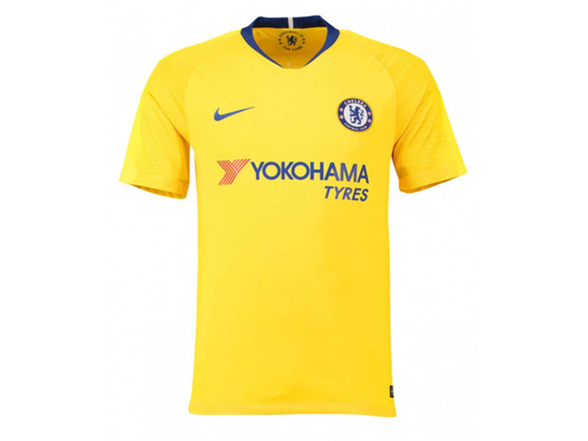 newest 79d91 7f900 Kensoko.com - Replica Chelsea Away Shirt 2018-19